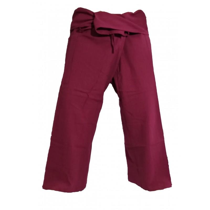 Pantalones Tailandeses XL Azul Marino