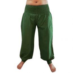 Pantalon Yoga kaki