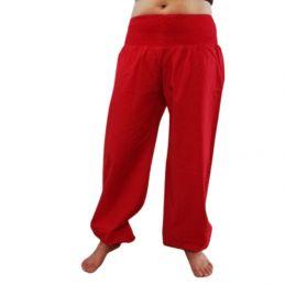 Pantalon Yoga rouge