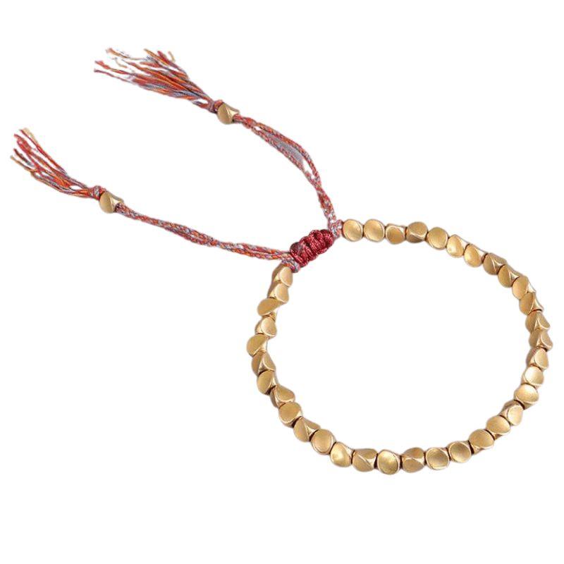 Bracelet Tibétain Cuivre