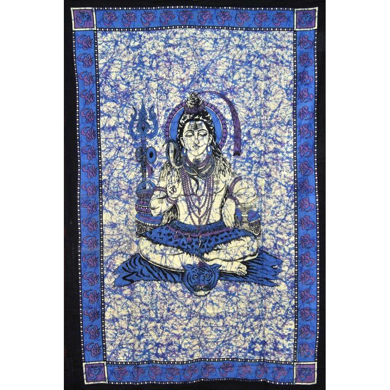 Tenture Murale Shiva