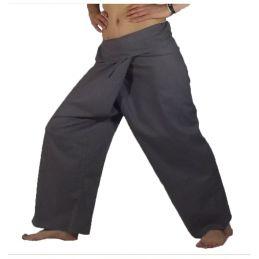 Grey Light Fisherman Pants