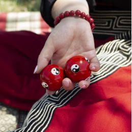Chinese Yin Yang Balls