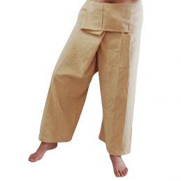 Natural Fisherman Pants
