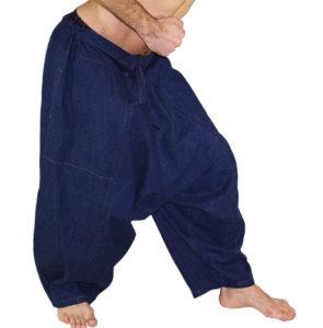 sarouel jeans