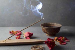 encens naturel pour la maison