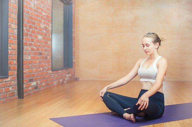 le yoga est l'activité sportive la plus pratiquée par les personnes en quête de relaxation