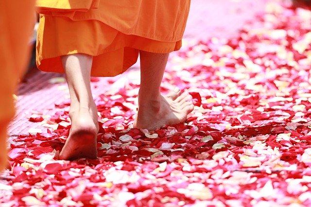 apprécier le moment présent est le secret d'une spiritualité authentique