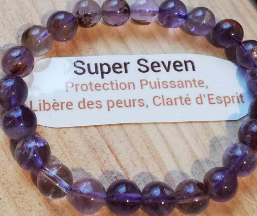 Super Seven: protección potente, libera miedos, claridad mental