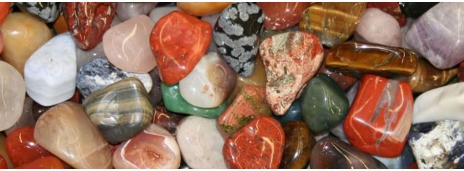 Minerales Piedras Roladas