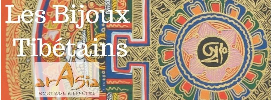 Bijoux Tibétains - Arasia-Shop