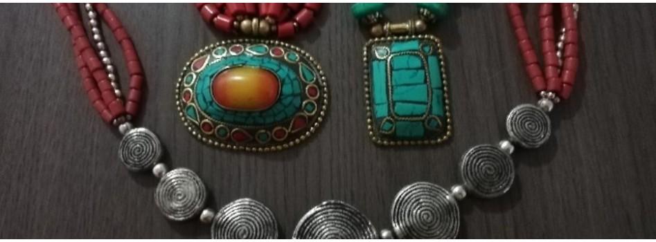 Les Colliers - Arasia-Shop