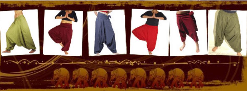 Harem Pants, Serouals - Arasia-Shop