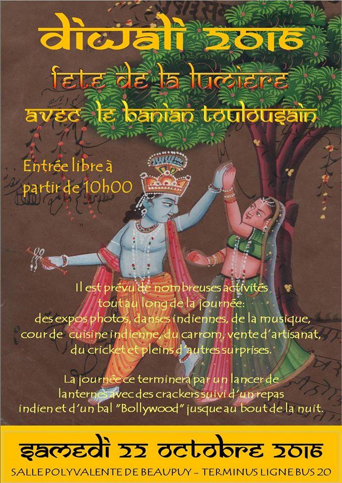 Arasia Beaupuy Diwali