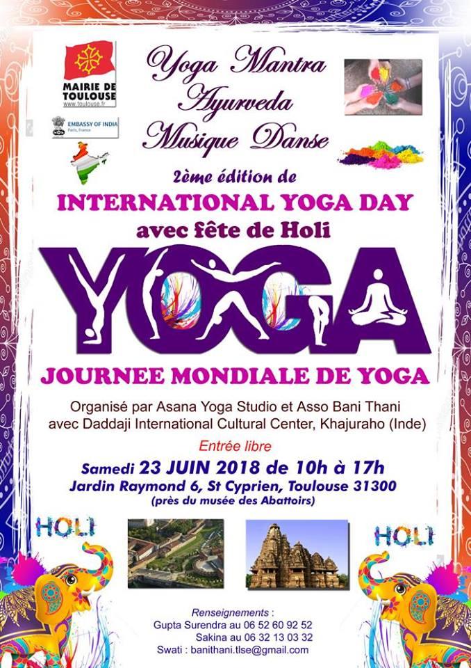 yoga festival toulouse