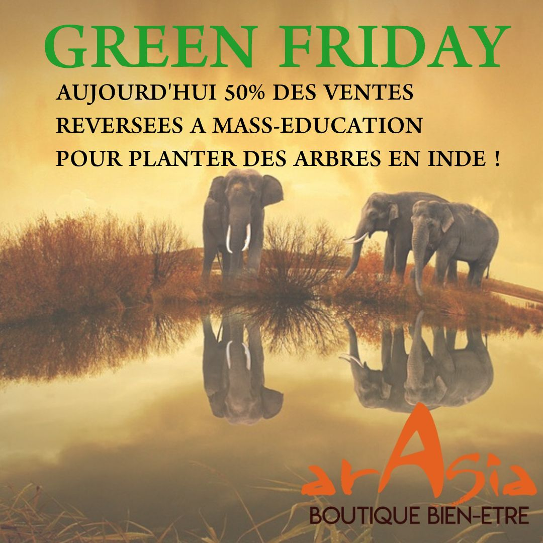 green friday arasia
