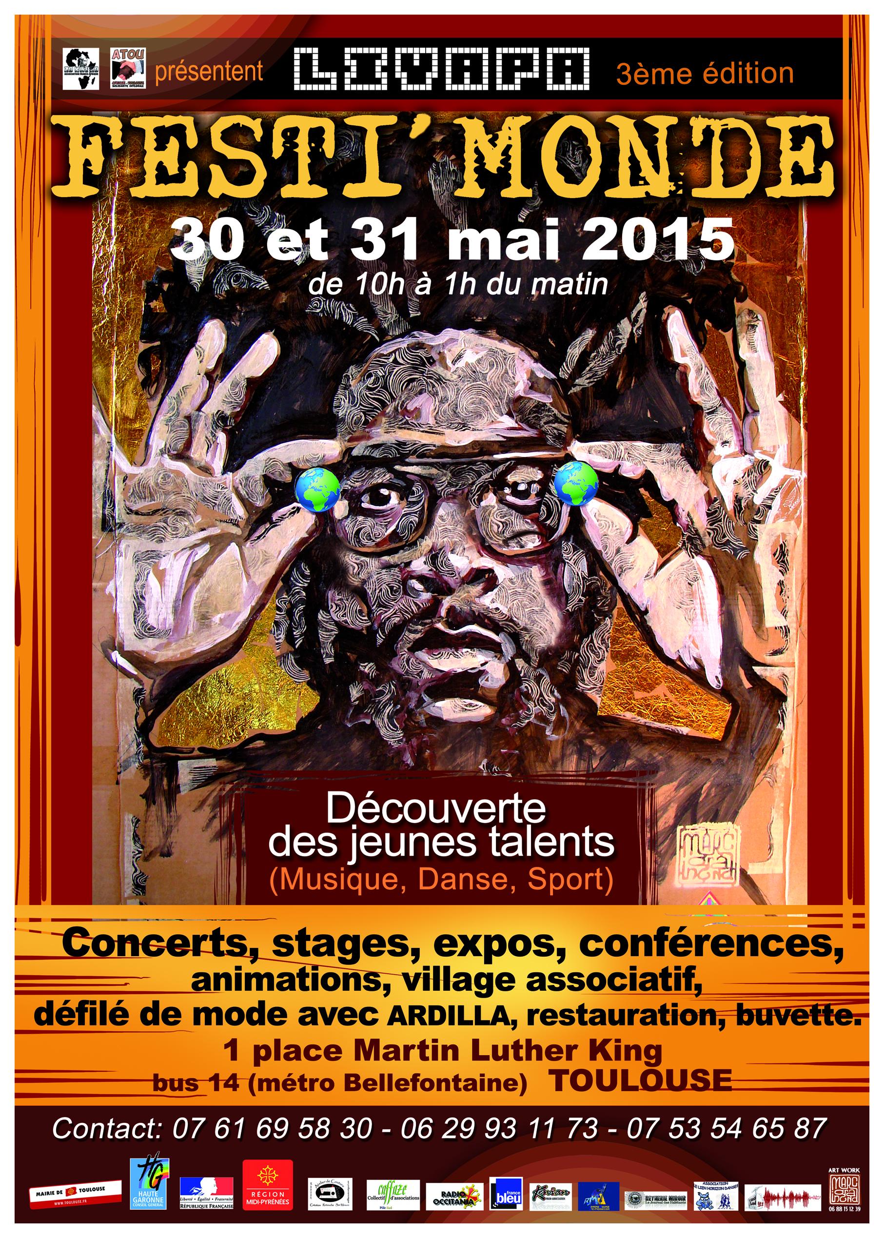 Arasia Festi Monde 1