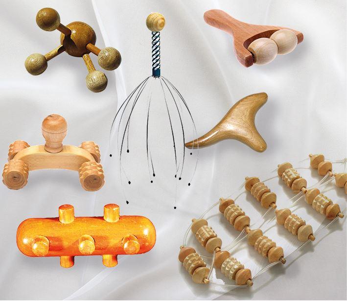 nos accessoires de massage