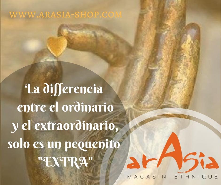 La differencia entre el ordinario y el extraordianario es...