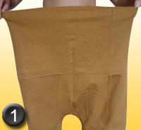 comment mettre son pantalon thaïlandais.