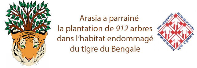 912 arbres en Inde